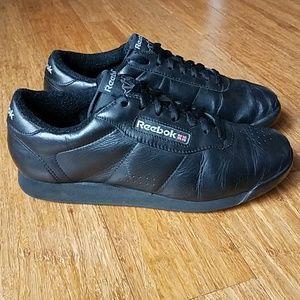 Women's Reebok Classic Princess shoe. Size 9W